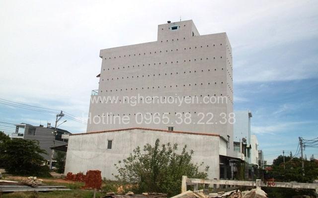 Xây dựng nhà yến ở Kiên Giang