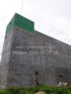 Xây dựng nhà yến ở An Giang
