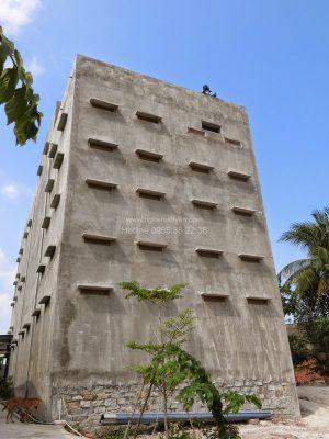 Xây dựng nhà yến ở Vũng Tàu