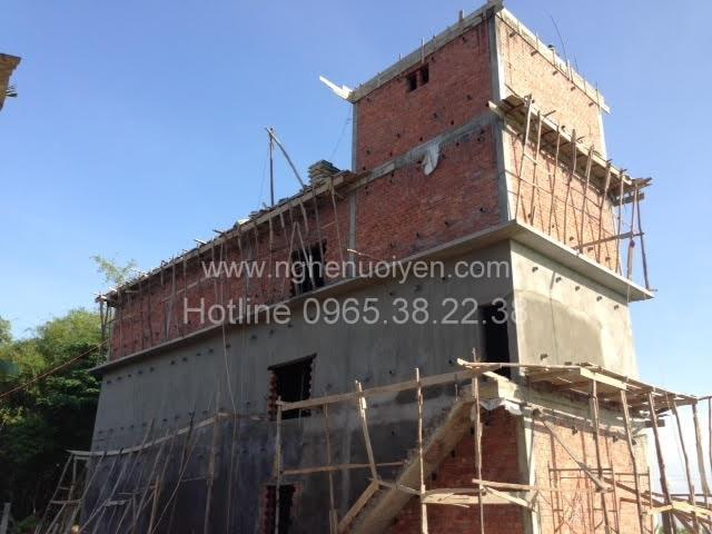 Nhà yến ở Lâm Đồng