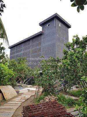 chi phí xây dựng nhà yến