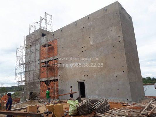 Xây dựng nhà yến ở Bình Phước