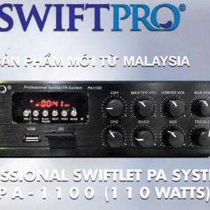 Amply 2-0 Swiftpro PA-1100