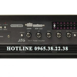 NestAmp A16 Swiftlets Amplifier
