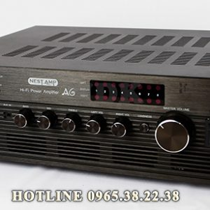 NestAmp A6 Swiftlets Amplifier