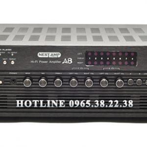 Nestamp A8 Swiftlets Amplifier